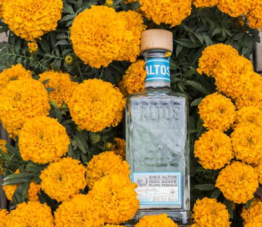 Altos Plata Bottle