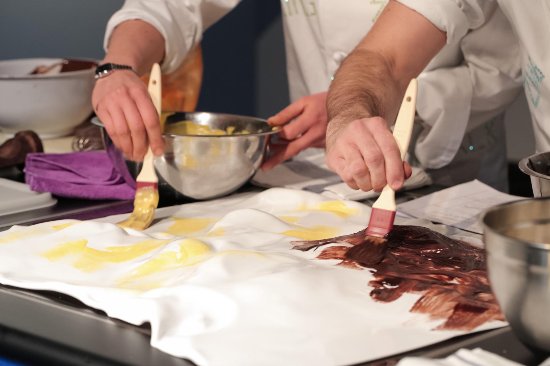 pasticceria bompiani, walter musco, culinaria