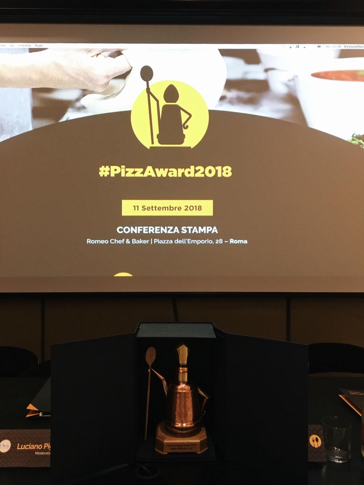 pizza, pizza award
